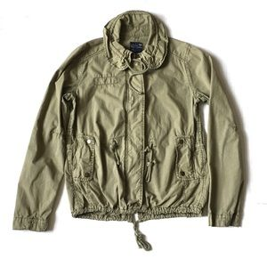 American Eagle Military Green Utility Jacket M